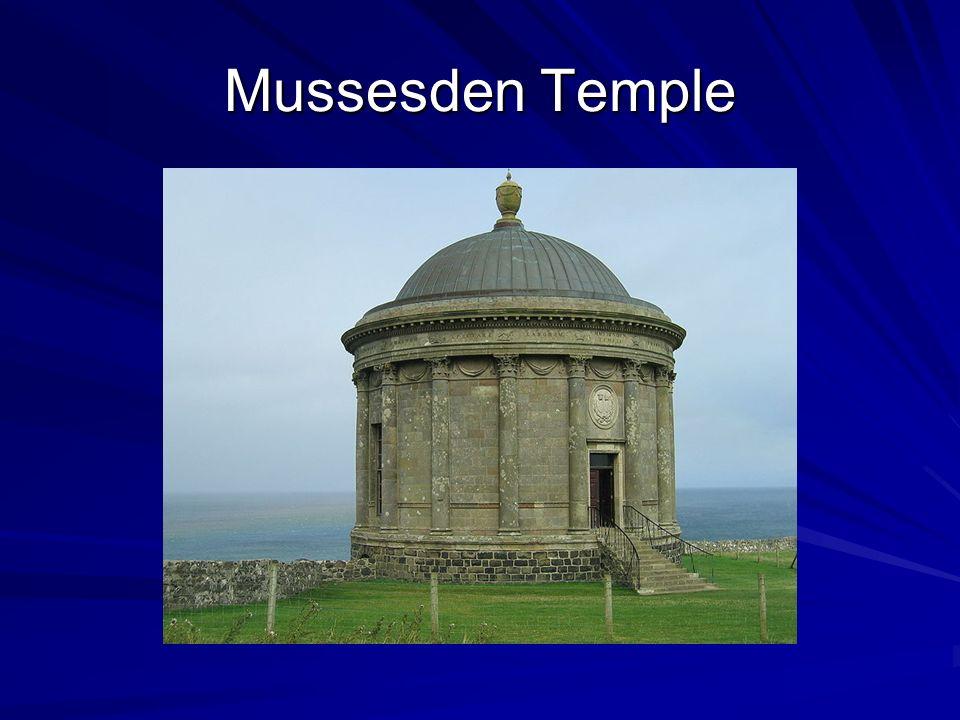 Mussesden Temple