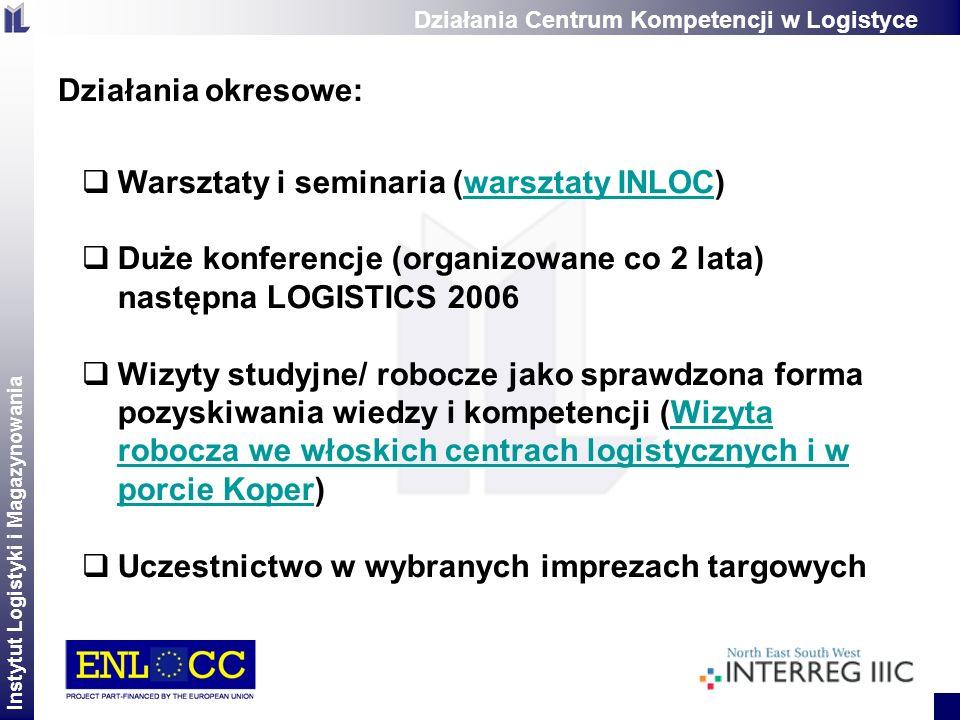Warsztaty i seminaria (warsztaty INLOC)