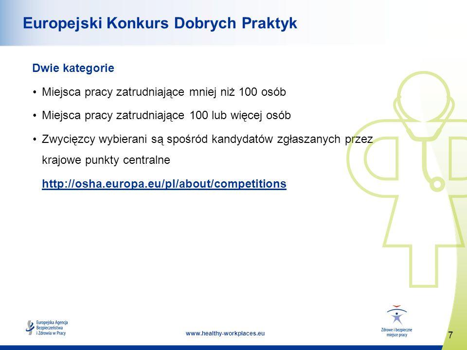 Europejski Konkurs Dobrych Praktyk