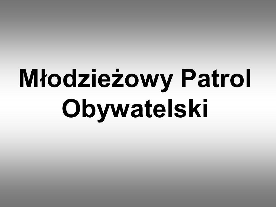 Młodzieżowy Patrol Obywatelski
