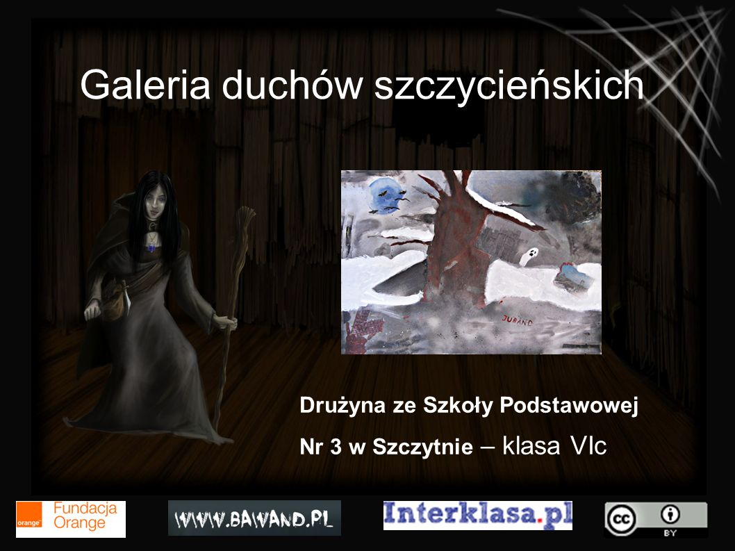 Galeria duchów szczycieńskich