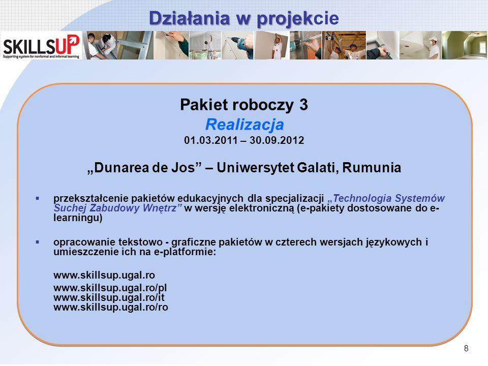 """Dunarea de Jos – Uniwersytet Galati, Rumunia"