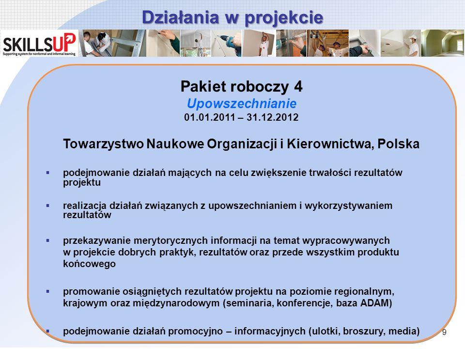 Towarzystwo Naukowe Organizacji i Kierownictwa, Polska
