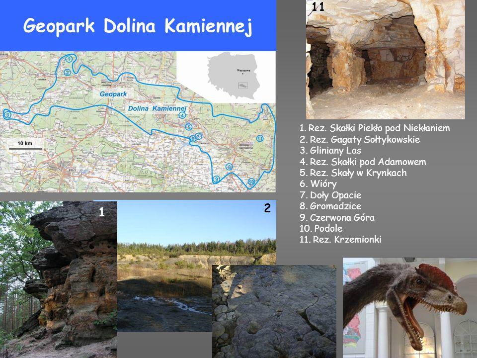 Geopark Dolina Kamiennej