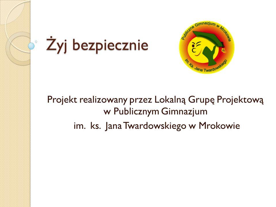 im. ks. Jana Twardowskiego w Mrokowie