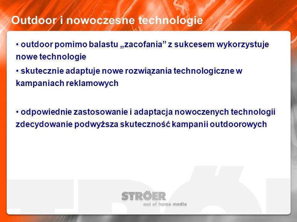 Outdoor i nowoczesne technologie