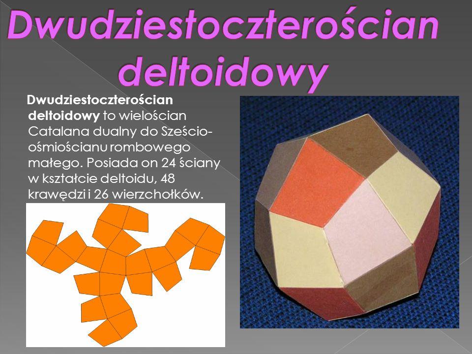 Dwudziestoczterościan deltoidowy