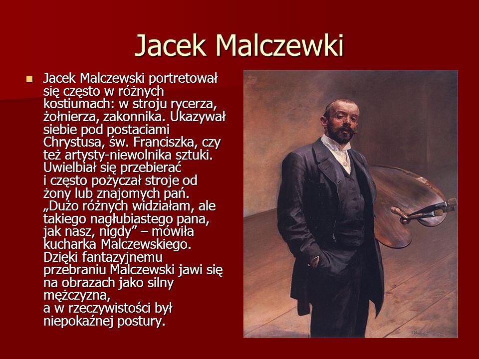 Jacek Malczewki