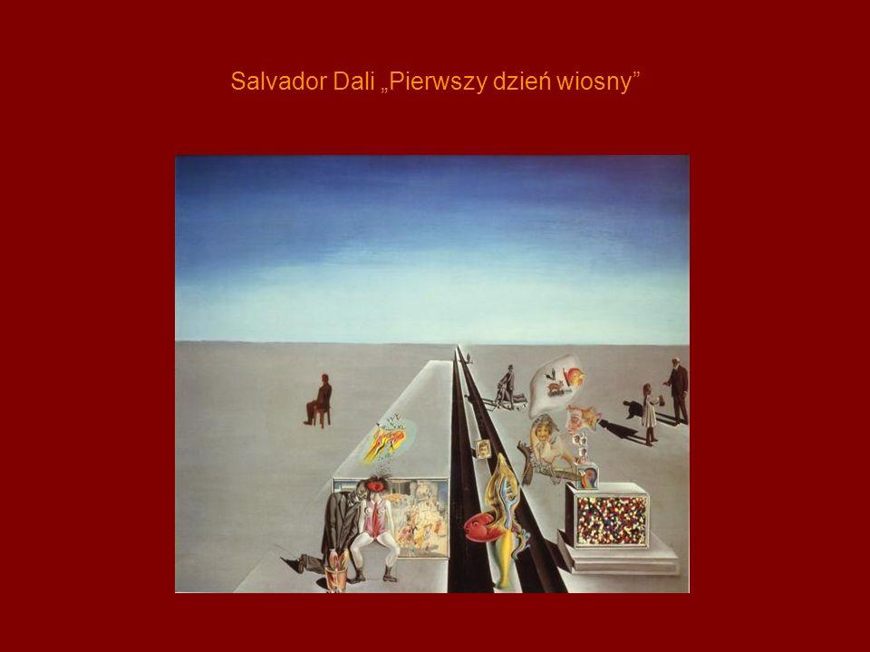 """Salvador Dali """"Pierwszy dzień wiosny"""