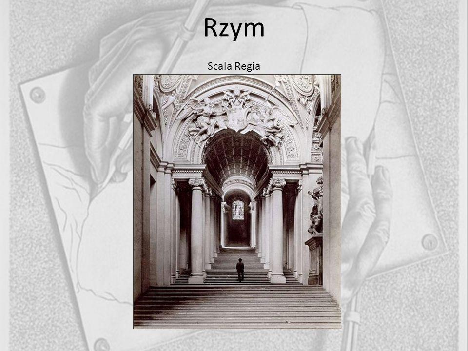 Rzym Scala Regia 11
