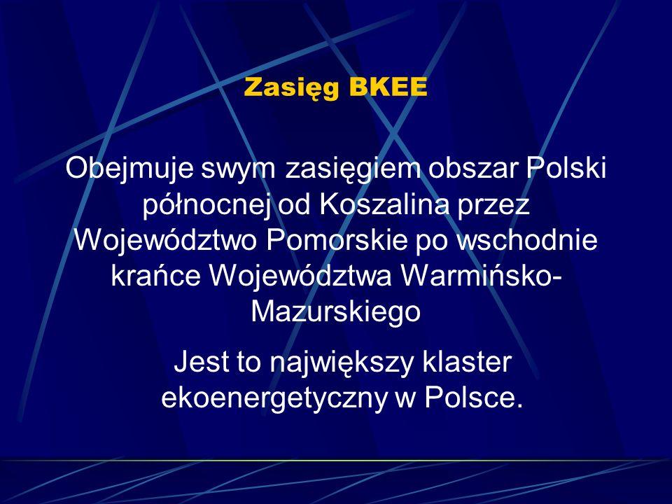 Jest to największy klaster ekoenergetyczny w Polsce.