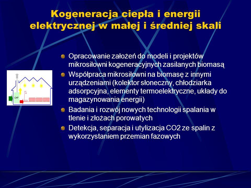 Kogeneracja ciepła i energii elektrycznej w małej i średniej skali