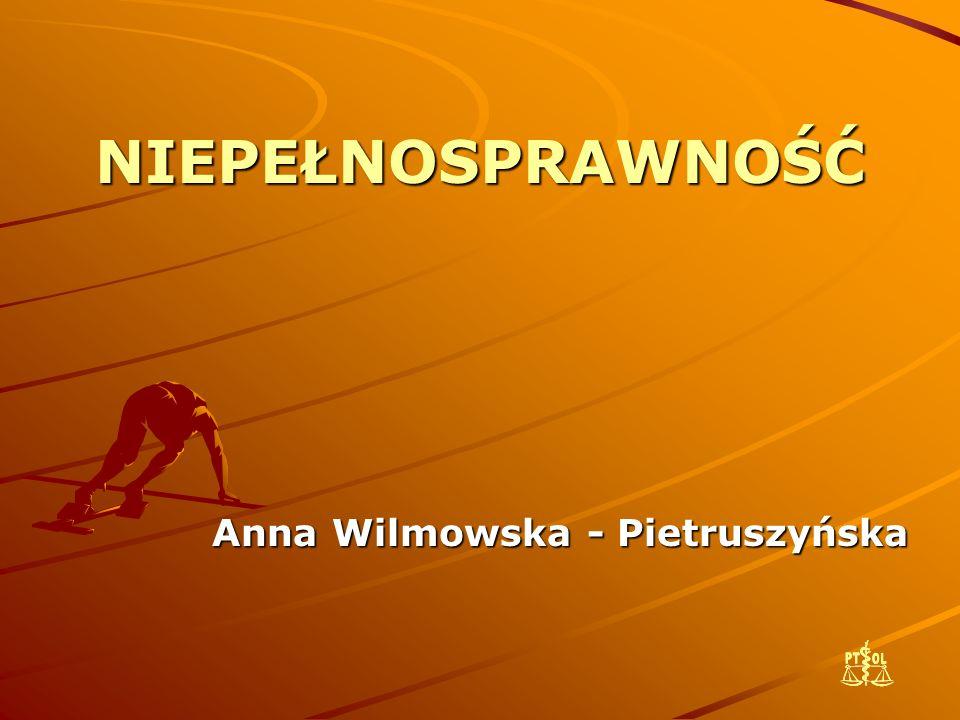 Anna Wilmowska - Pietruszyńska