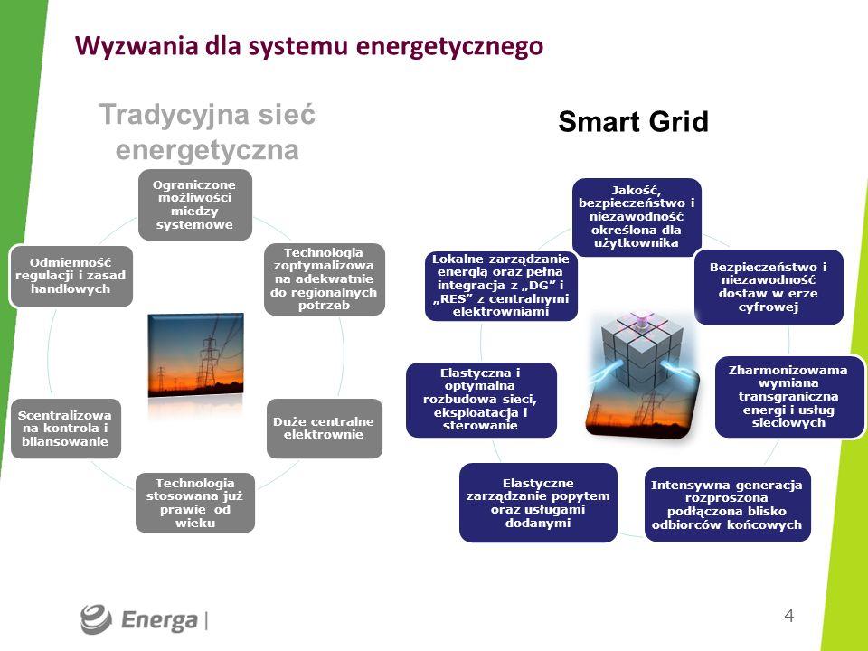 Wyzwania dla systemu energetycznego