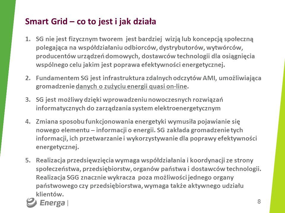 Smart Grid – co to jest i jak działa