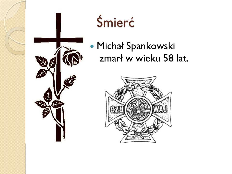 Śmierć Michał Spankowski zmarł w wieku 58 lat.