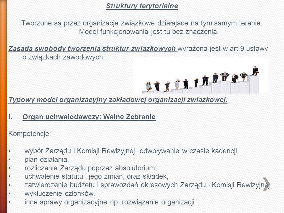 Struktury terytorialne