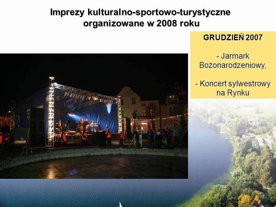 Imprezy kulturalno-sportowo-turystyczne