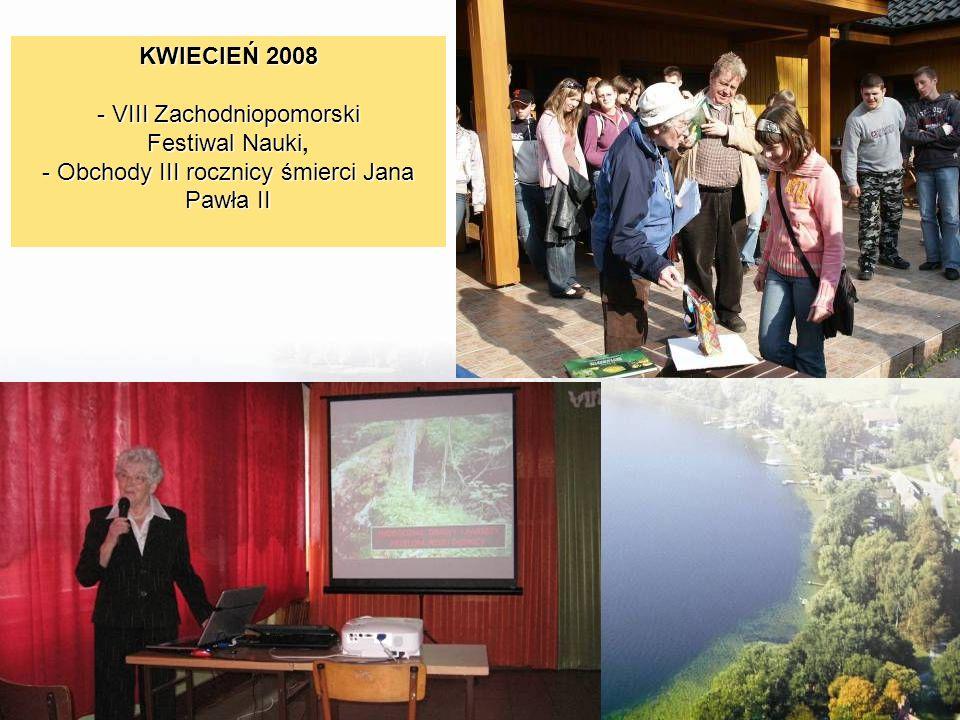 VIII Zachodniopomorski Festiwal Nauki,