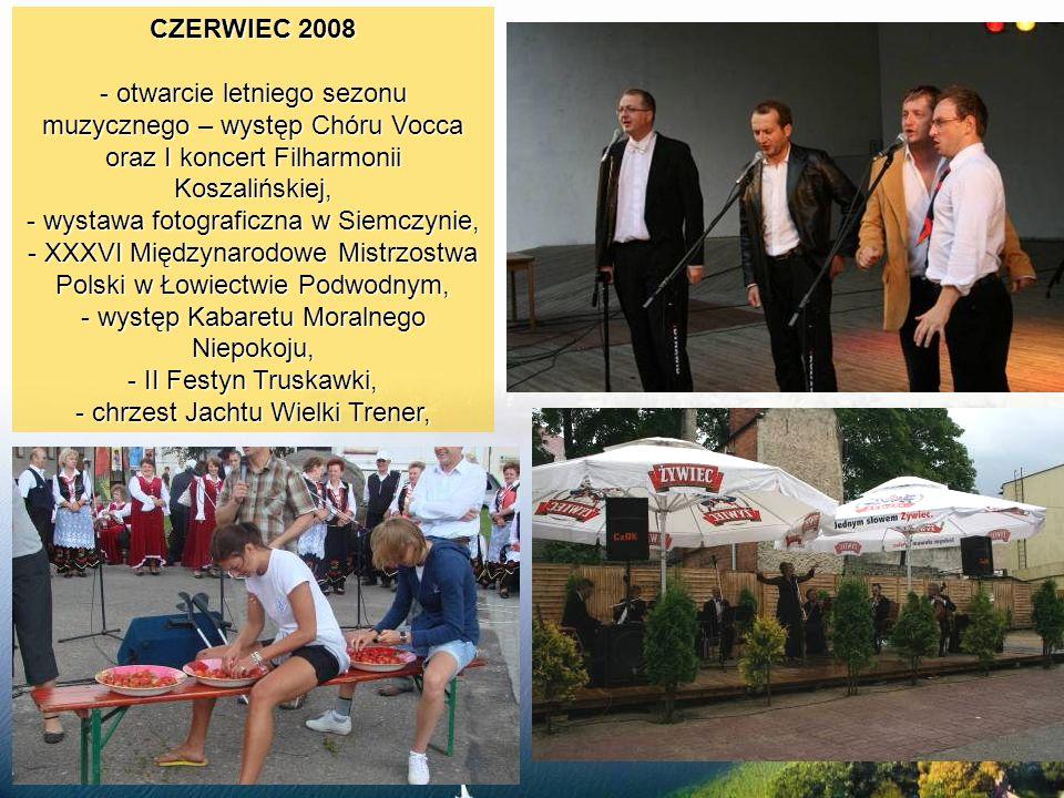 - wystawa fotograficzna w Siemczynie,