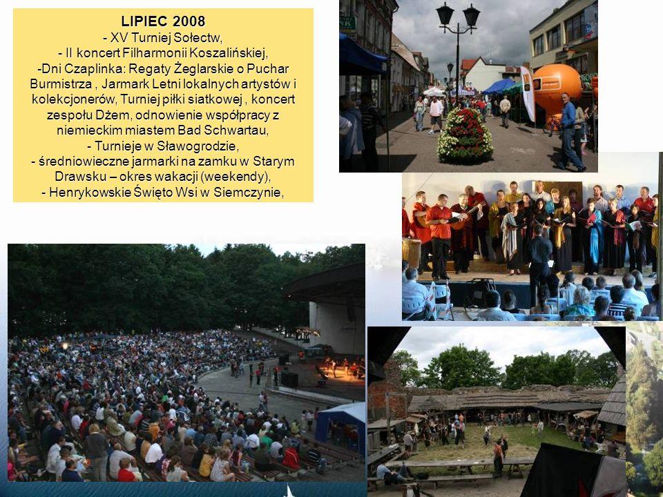 LIPIEC 2008 - XV Turniej Sołectw,