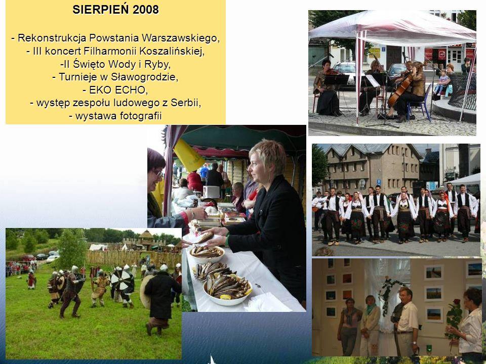 SIERPIEŃ 2008 - Rekonstrukcja Powstania Warszawskiego,