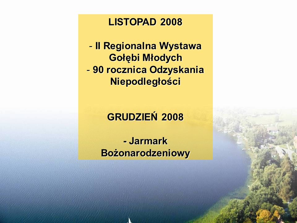 II Regionalna Wystawa Gołębi Młodych