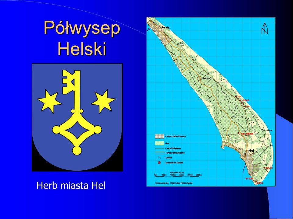 Półwysep Helski Herb miasta Hel