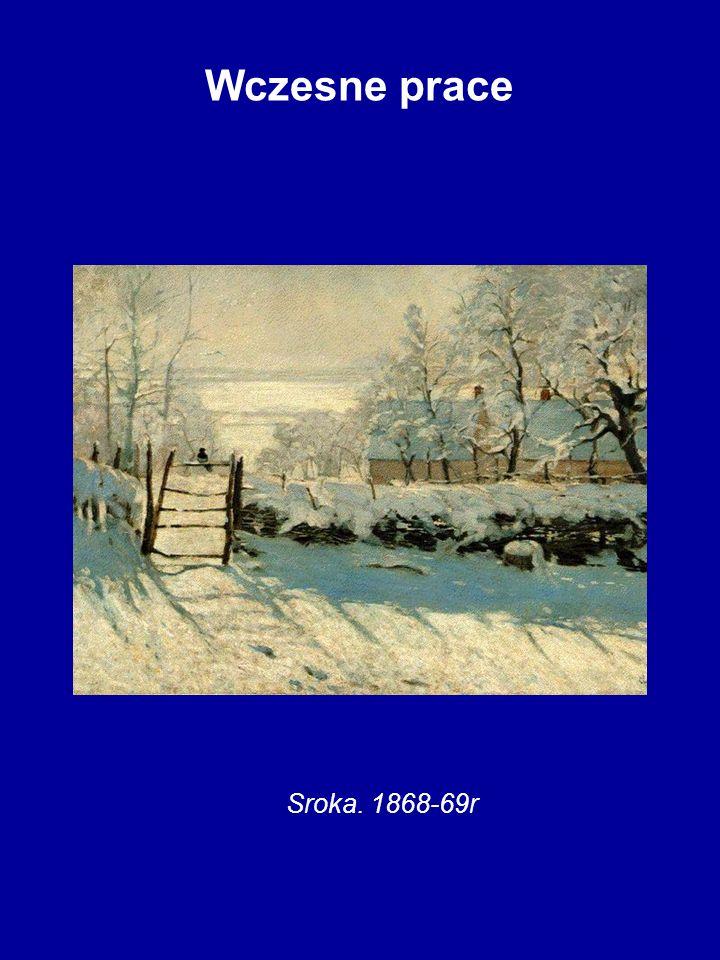 Wczesne prace Sroka. 1868-69r