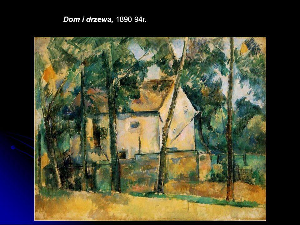 Dom i drzewa, 1890-94r.