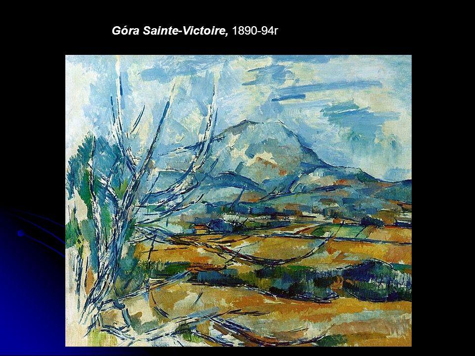 Góra Sainte-Victoire, 1890-94r