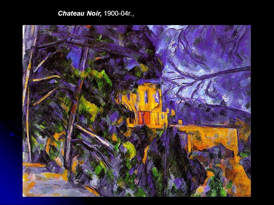 Chateau Noir, 1900-04r.,