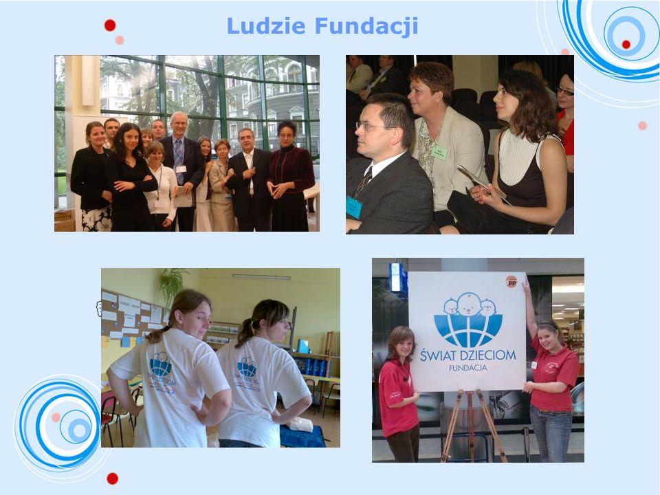 Ludzie Fundacji doświadczeni pomysłowi dynamiczni społecznicy