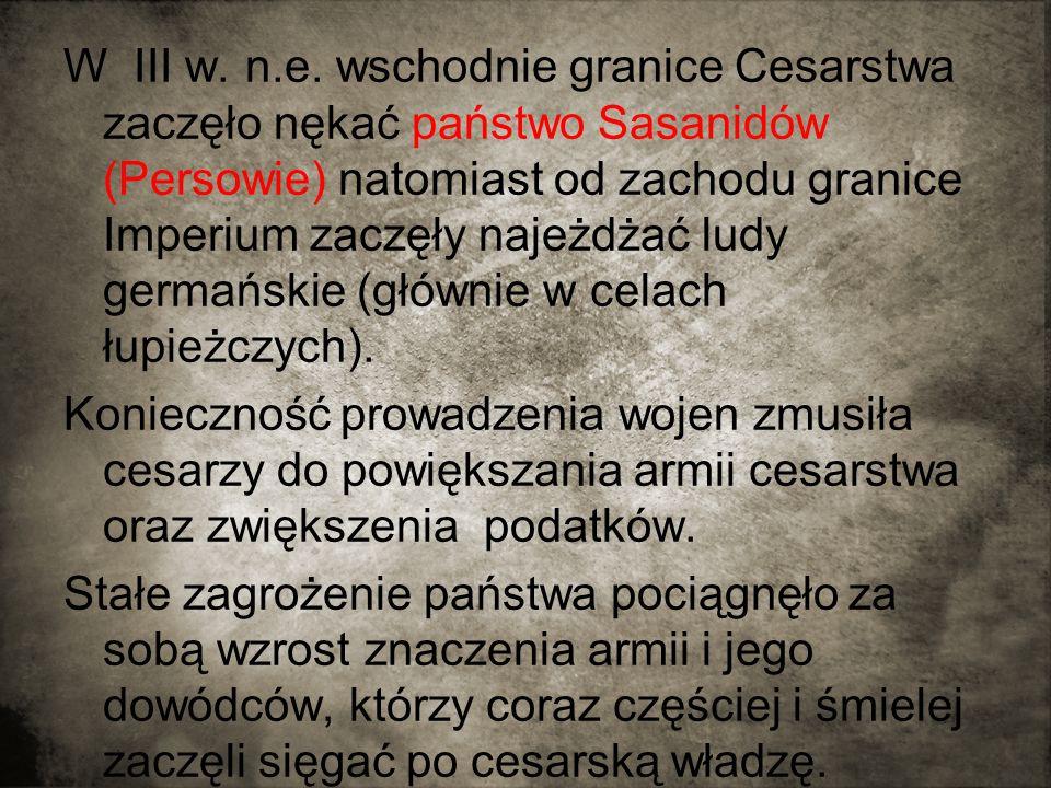 W III w. n.e.