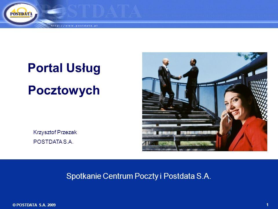 Spotkanie Centrum Poczty i Postdata S.A.