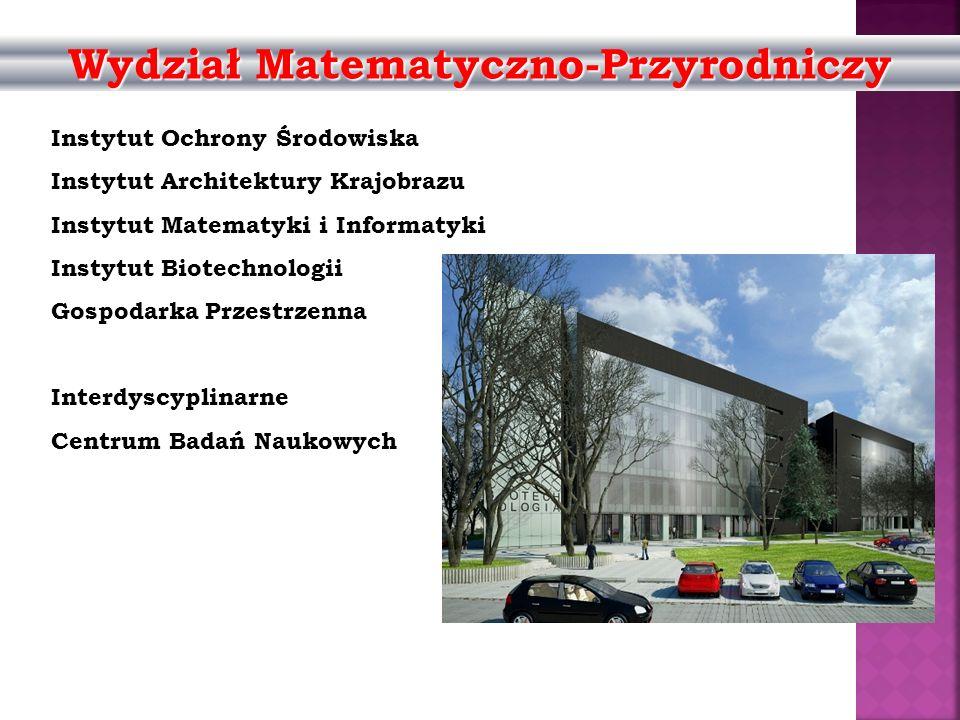Wydział Matematyczno-Przyrodniczy