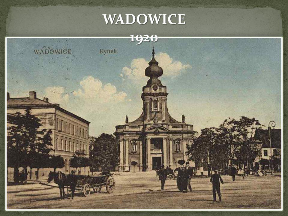 WADOWICE 1920