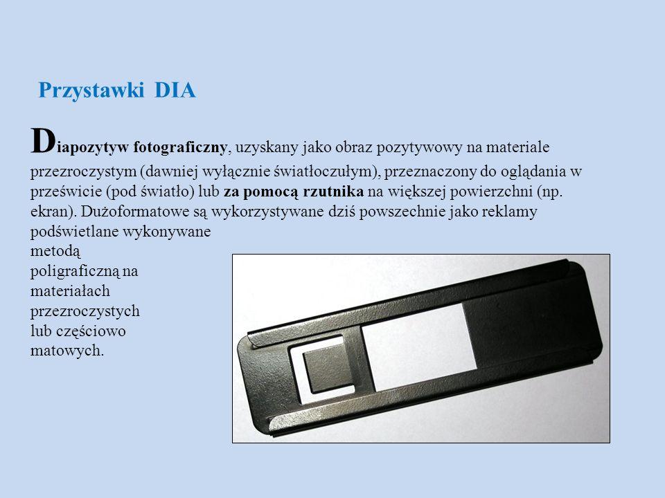 Przystawki DIA