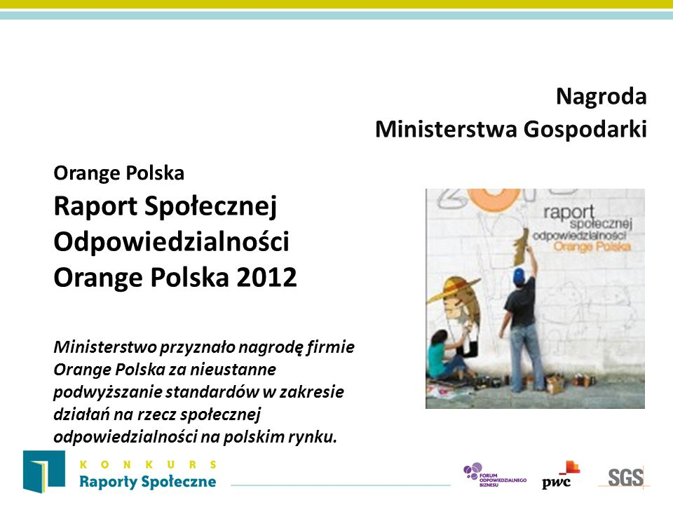 Nagroda Ministerstwa Gospodarki