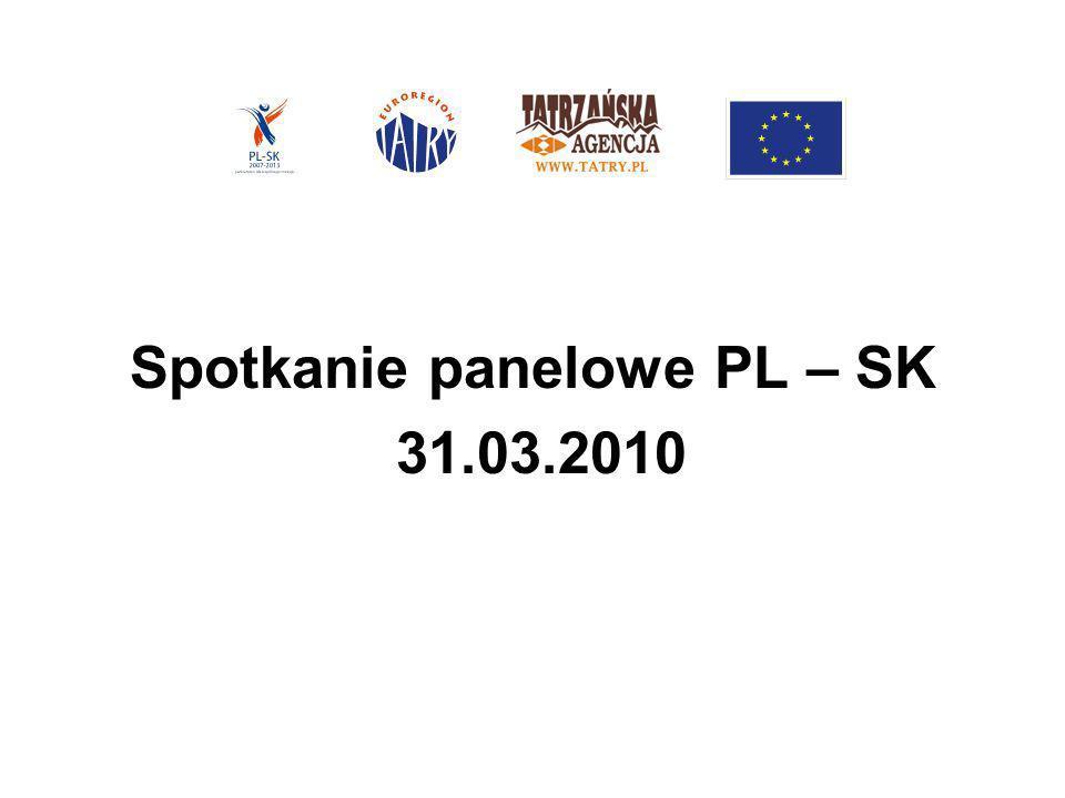 Spotkanie panelowe PL – SK