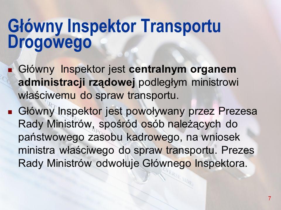 Główny Inspektor Transportu Drogowego
