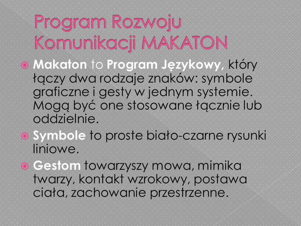 Program Rozwoju Komunikacji MAKATON
