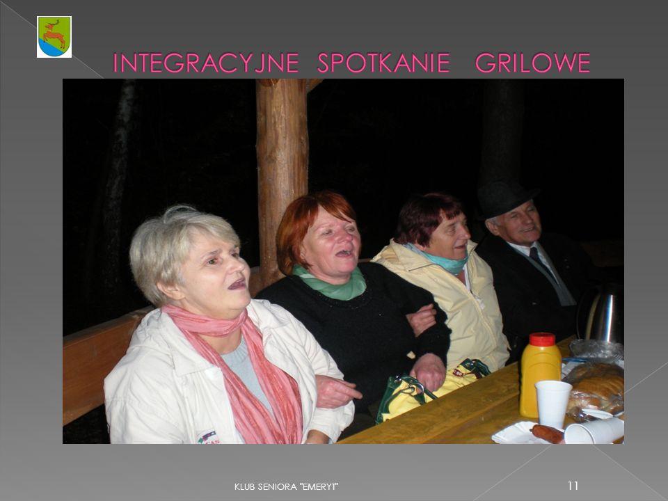 INTEGRACYJNE SPOTKANIE GRILOWE