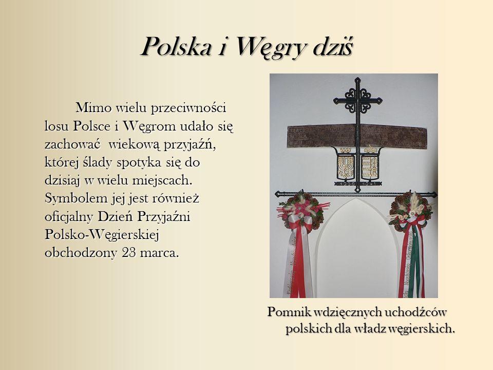 Polska i Węgry dziś
