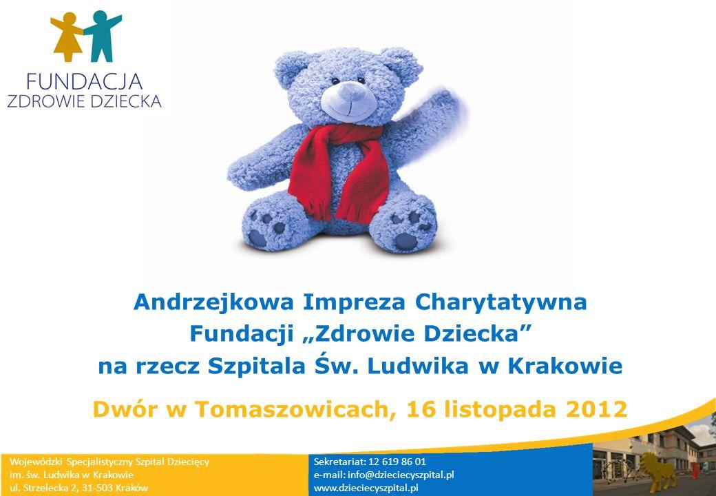 """Andrzejkowa Impreza Charytatywna Fundacji """"Zdrowie Dziecka"""