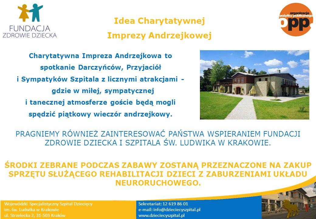 Idea Charytatywnej Imprezy Andrzejkowej