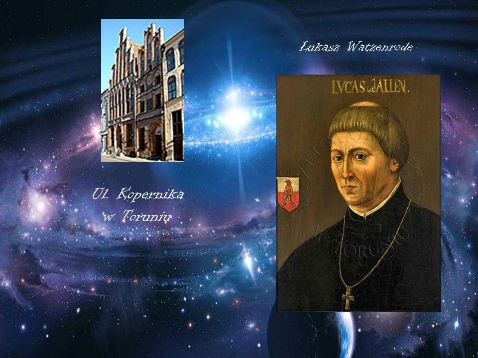 Łukasz Watzenrode Ul. Kopernika w Toruniu
