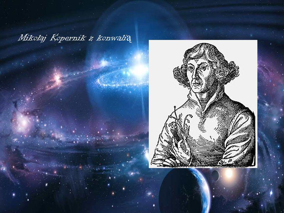 Mikołaj Kopernik z konwalią