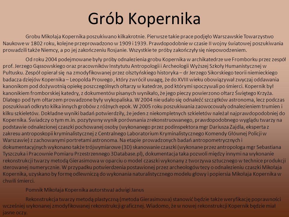 Grób Kopernika