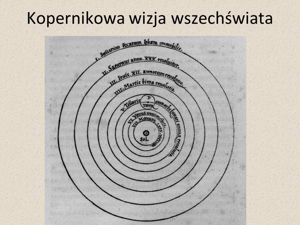 Kopernikowa wizja wszechświata